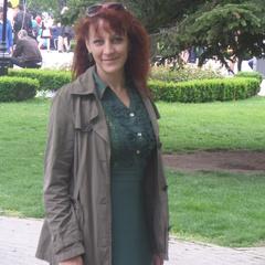 Анастасия Грицай