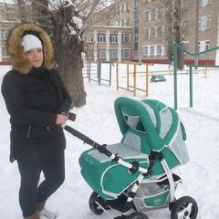Юлия Кретинина