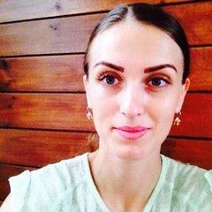 Алена Желуденко
