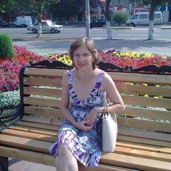 Оксана Рябкова