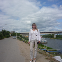 Оксана Афонина