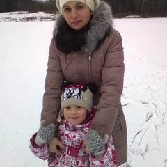 Анна Строкова