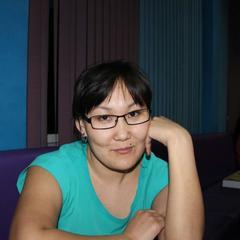 Туяна Данжеева