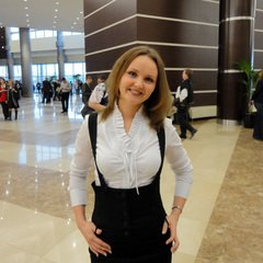Мария Волковская