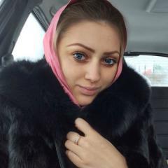 Алина Наздрачёва