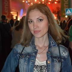 Наталья Круглова