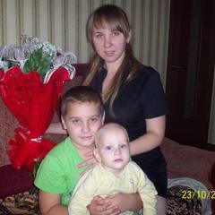 Наталья Грабова