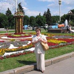 Гульфия Иматдинова
