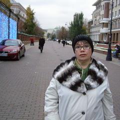 Анна Осокина