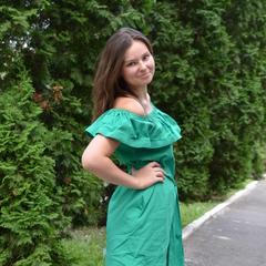 Ксения Шаронина