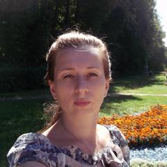 Ольга Щекина