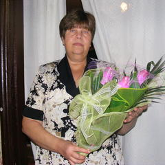 Ирина Баранец