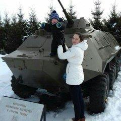 Анжелика Вершинина