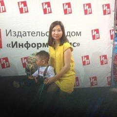 Гэрэлма Будаева