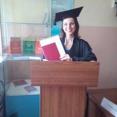 Екатерина Вохминцева