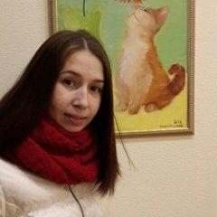 Екатерина Чистопашина
