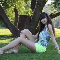 Анна Корчагина