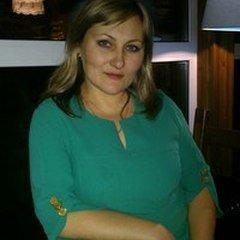 Надежда Сарафанова