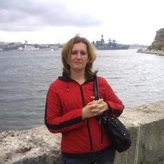 Анна Логвиненко