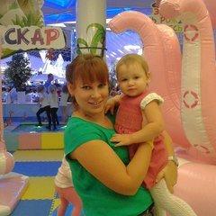 Ольга Алябьева