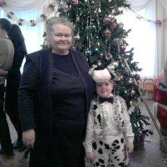 Валентина Долганова