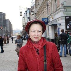 Галина Генриховна Яворовская