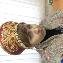 Аня Музафарова