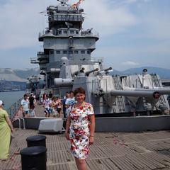 Ольга Ведерникова