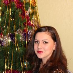 Анна Жужгина