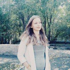 Анастасия Сугурбаева