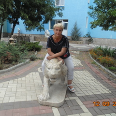 Елена Гамова