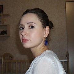 Анастасия Халютина
