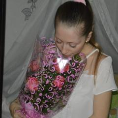 Юлия Глиздинова