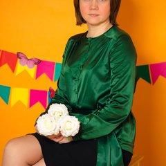 Наталья Глонягина