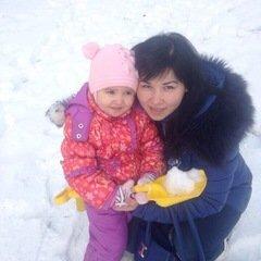 Наталья Ягафарова
