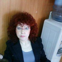 Людмила Матюхина