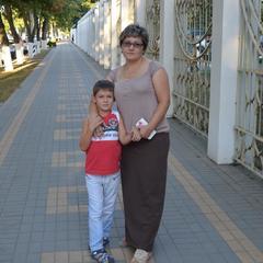 Oксана Столяревская