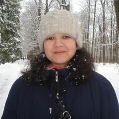 Ирина Завьялова