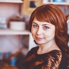 Анна Антипина