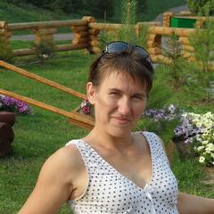 Дарья Канашова