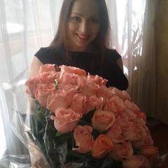 Виктория Атнажева