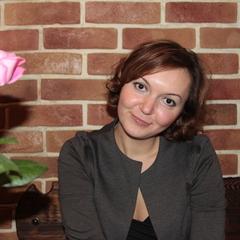 Анна Маташкова