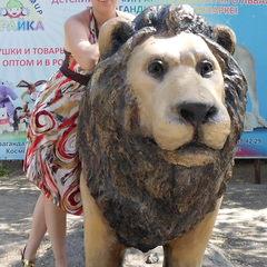 Татьяна Касиненко