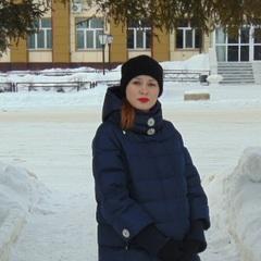Анастасия Хакан