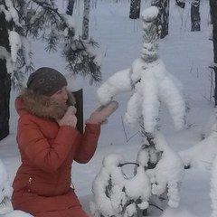 Наталья Колумбина