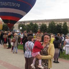 Людмила Кирюхина