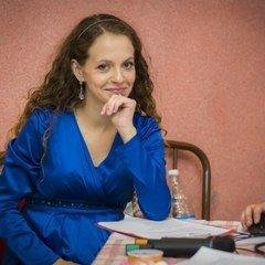 Александра Айдынбекова